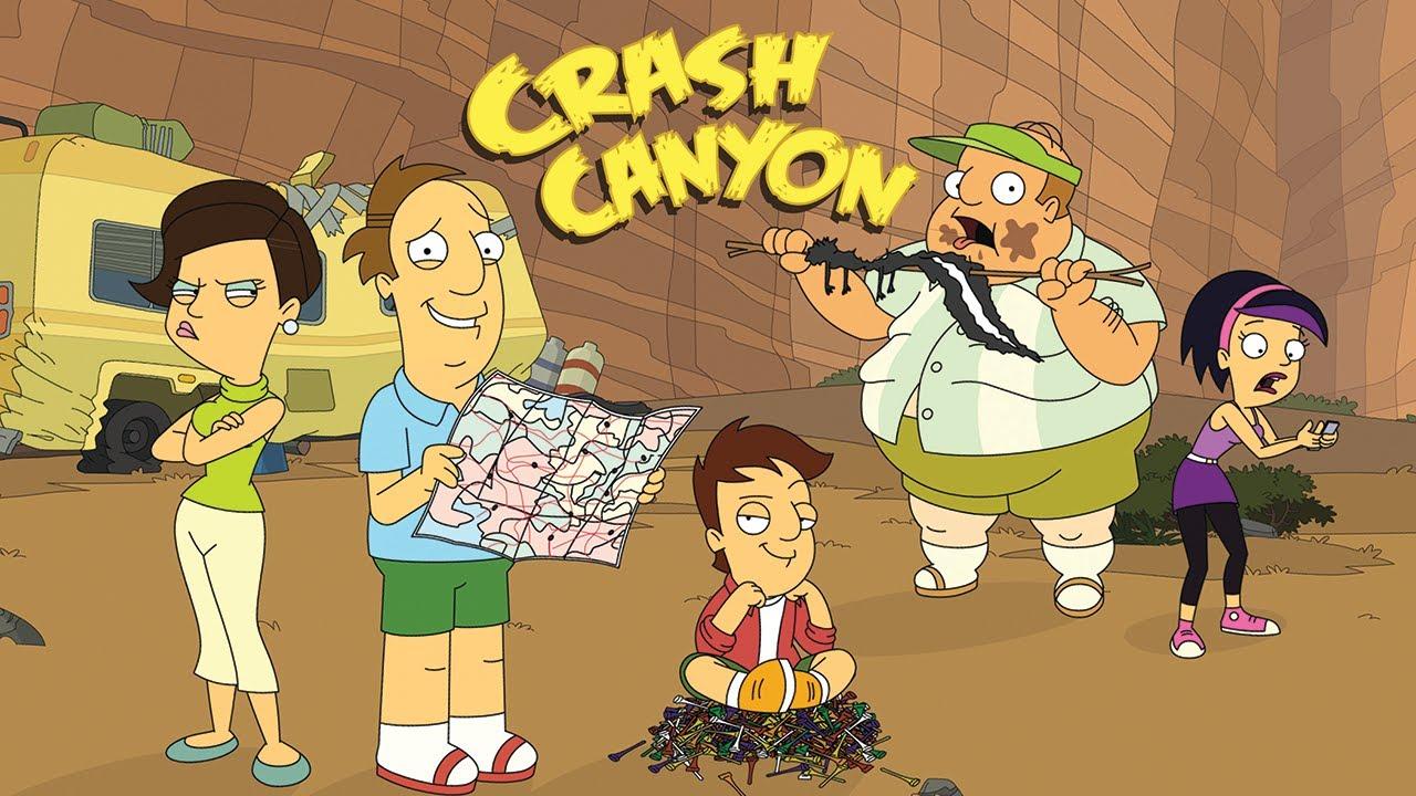 Download Crash Canyon | Season 2 | Episode 8 | Trash Canyon | Patrick McKenna | Jennifer Irwin | Bryn McAuley