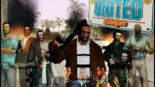 GTA San Andreas Loquendo| GTA United Stories. Cap.1: Bienvenido a Liberty City
