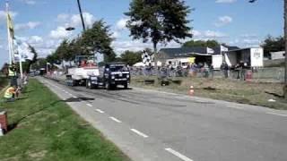 Carpulling Achthuizen 2010 No Mercy finale autotrek