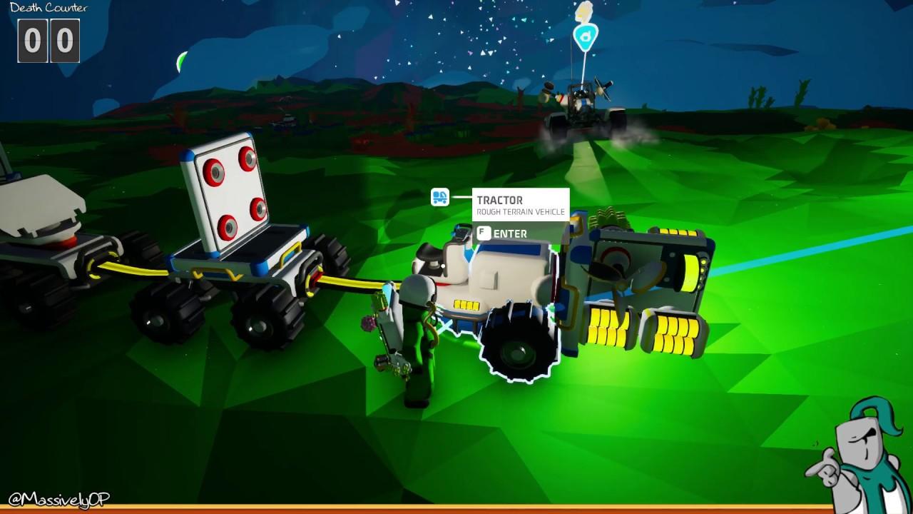 21+ Tractor Astroneer  Pictures