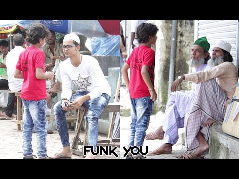 Asking Muslims Money for a Hindu Festival (Ganesh Chaturthi) - Funk You (Shocking Reactions)