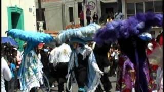 carnaval papalotla tlaxcala  2011 (parte 1)