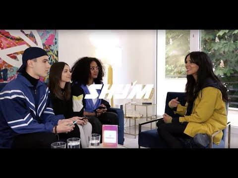 Youtube: Shy'm – Agapé x Shimisoldiers (Interview collaborative)