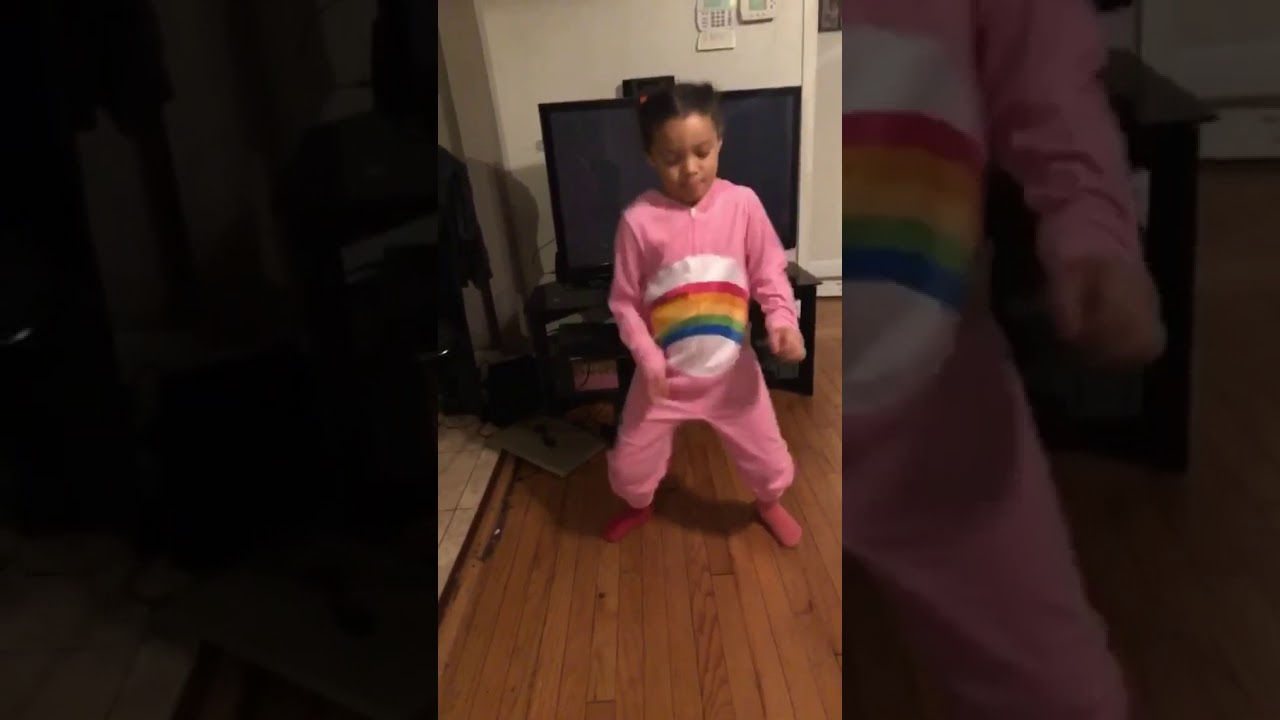Her favorite move - YouTube