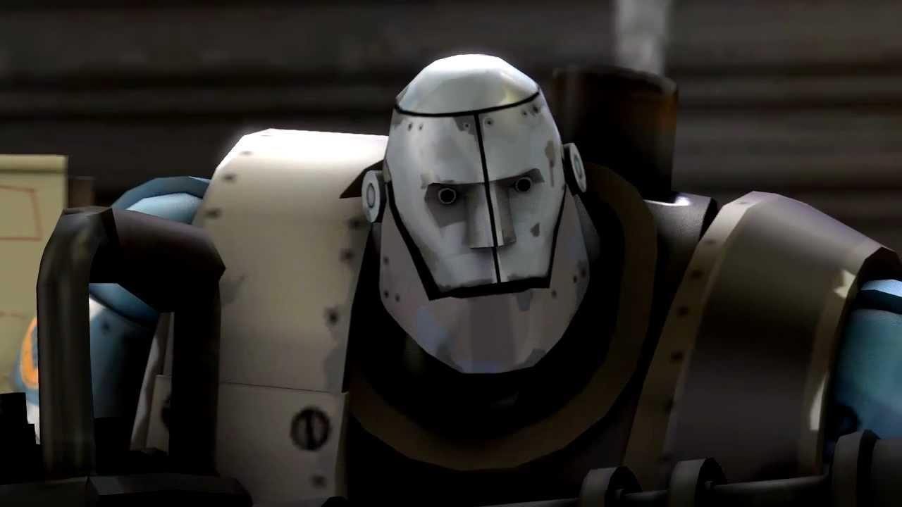 Meet The Robot Heavy Youtube