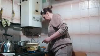 #школапоцелуеа целуем щёчки и рум тур моя, кухня #румтур