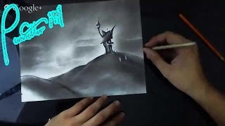 Lets Draw LIVE - Halloween Haunted House!