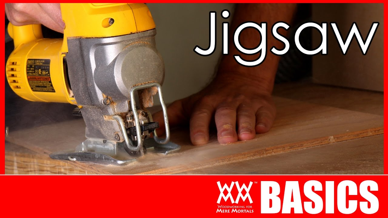 What can you do with a jigsaw a lot woodworking basics youtube greentooth Gallery