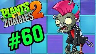 Plants Vs Zombies 2 Tập 60 - Zombie Nhạc Rock - Hoa Quả Nổi Giận 2 Android, Ios