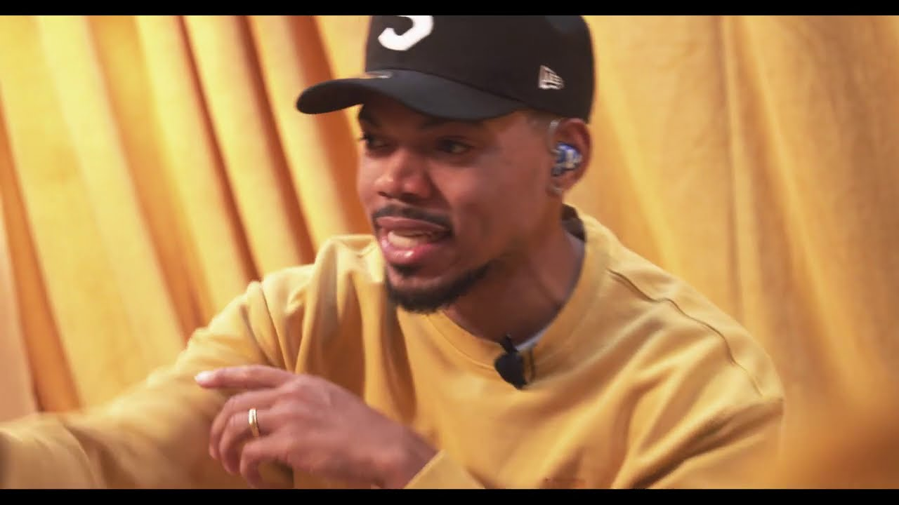 Chance The Rapper Virtual Concert:  Ujamaa Means For Us By Us   Live from Chicago 10/24 Daymond John