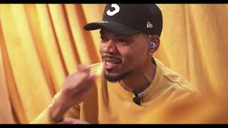 Chance The Rapper Virtual Concert:  Ujamaa Means For Us By Us | Live from Chicago 10/24 Daymond John
