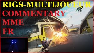 RIGS - FR MULTI Commentary MME (FRANCAIS/VR/PS4)