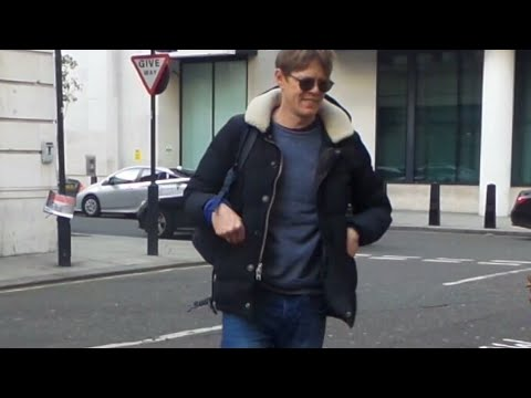 Kris Marshall in London 09 12 2017