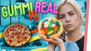 Gummi vs. Real #2 | Guten Morgen, Internet!