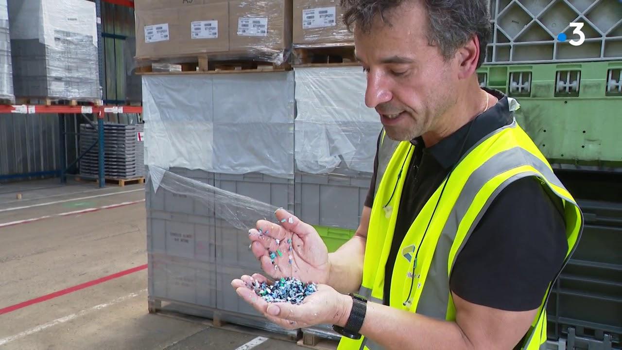 Download recyclage du plastique ,schoeller allibert nurieux