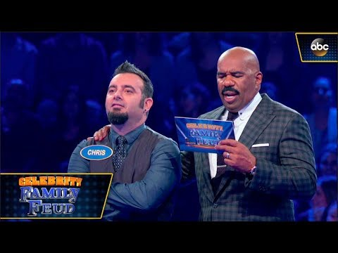 Boy Band Stars Play Fast Money - Celebrity Family Feud Mp3