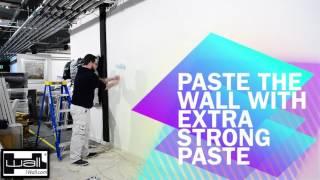 Shh Interiors 1Wall Glitter Wall Hanging Instructions