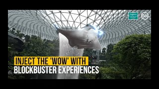 Experience Singapore with Augmented Reality