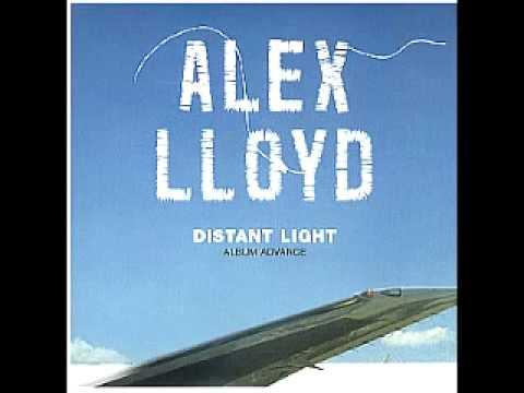 ALEX LLOYD Chasing The Sun