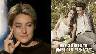 "Shailene Woodley on Board For ""Secret Life"" Reunion?"