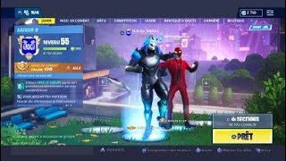 J have completed the sentinel skin and Jai unlock the emote FORTNITE season 9