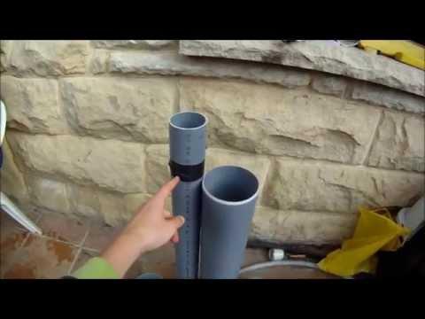 BAZOOKA CASERA: Cómo hacer un lanza papas, de pelotas o botellas