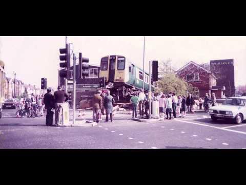 1982 Shepperton Train Crash