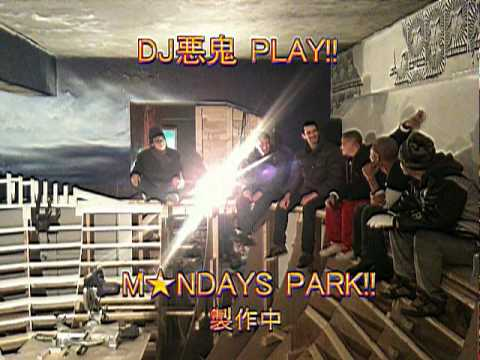 "LLC""DJ AKK"" in NAGOYA MONDAYS PARK!!"
