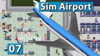 Sim Airport #7 ► Die MACHEN WAS SIE WOLLEN :( ► Der Flughafen Bau und Management Simulator