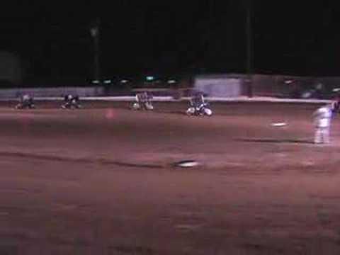 Outlaw karting Texoma Motor Speedway/NWOK April 4, 2008