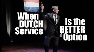 """SUPERBURGER: the Show. Ch.12/15 """"When Dutch Service Is the Better Option"""""""