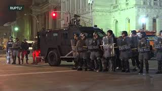LIVE: Protests in Louisville after officers in Breonna Taylor case avoid homicide charges