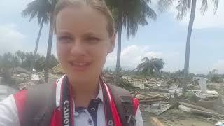 Iris van Deinse op Sulawesi: 'het is niet te beseffen'