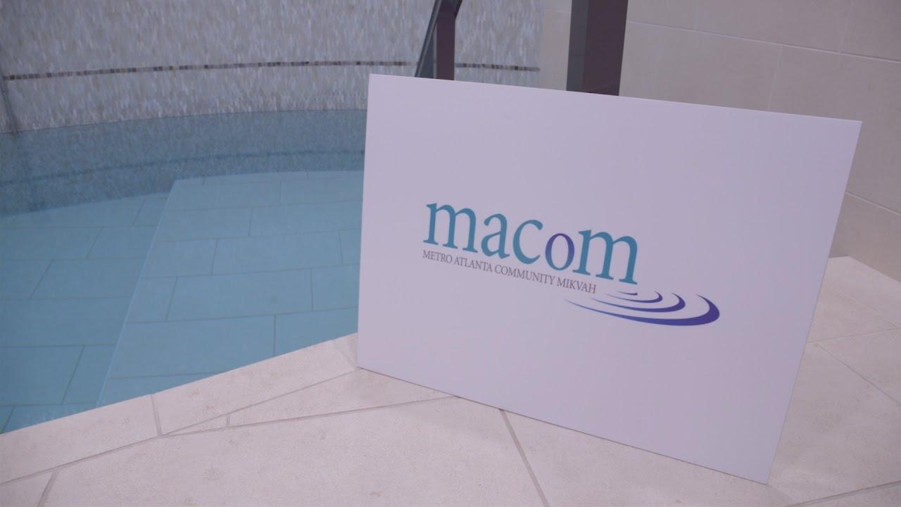 Welcome to MAcOM