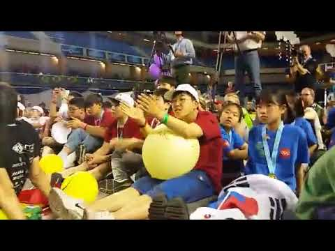 The FIRST® LEGO® League Open Invitational Central Europe 2018