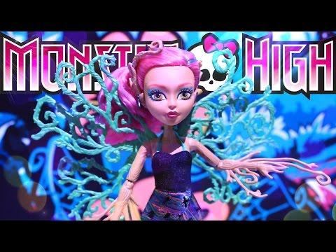 Unbox Daily: Monster High ALL NEW DOLLS - Monster Family   Monster Deluxe Bus   Garden Ghouls - 4K