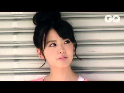 GQ SPORTS WOMEN 佐藤彩香さん(一輪車)_GQ JAPAN