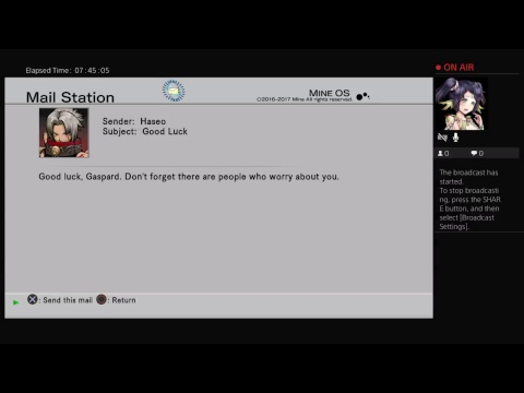 IsisLETTE89's Live PS4 Broadcast