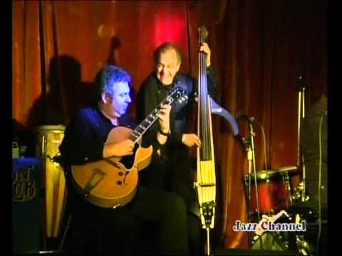On the Sunny Side Of The Street - Larry Franco Trio + Michael Supnick (Cotton Club Roma)