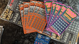 $270 Illinois Lottery Scratch Session!!