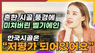 벨기에 시골 출신 외국인이 한국 시골에 감탄한 이유
