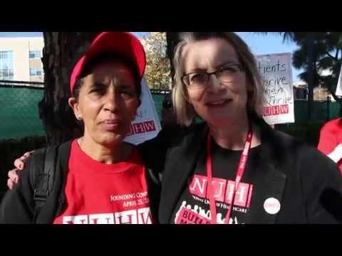 Kaiser Permanente Strike Update News-Mental Health Workers Strike