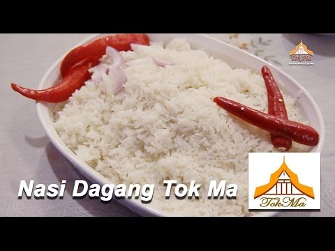 Nasi Dagang Tok Ma Rempah Asli Terengganu