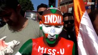 ICC Champions Trophy 2017 Final India Pakistan fans throng outside The Oval