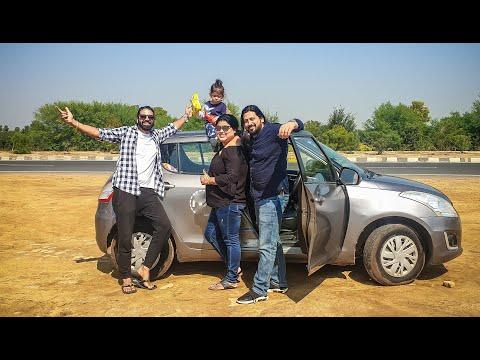 CROSSING 3 BORDER TO REACH SRI GANGANAGAR | ROAD TRIP |