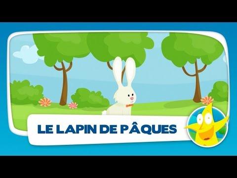 Comptines Pour Enfants Le Lapin De Paques Youtube