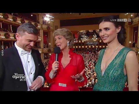 Valentina Nafornita & Pavol Breslik✬Wiener Opernball-Talk mit B. Rett
