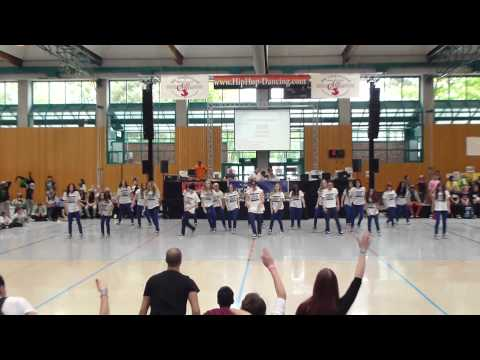 Liquid Beatz TSB Tanzschule Balsano - 2. Runde Deutsche Meisterschaft HipHop Norderstedt 19.05.12