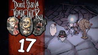 Прохождение Don't Starve Together (coop) #17 - Зачистка подземелья
