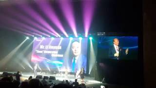 Выступление  Ли Цзинь Юань  1 часть из 3-х 2 июня 2018 Киев
